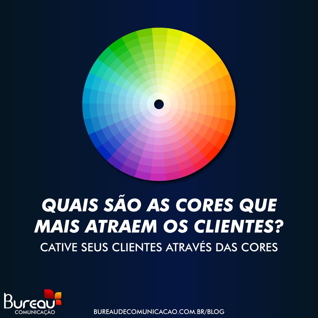 Saiba quais as cores que atraem clientes para o seu negócio